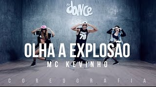 Download Olha a Explosão - MC Kevinho - Coreografia | FitDance TV Video