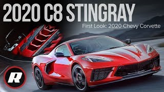 Download 2020 C8 Corvette Reveal: Chevy's mid-engine supercar hunter Video