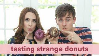 Download Tasting Strange Donuts (ft. Rosanna Pansino) Video