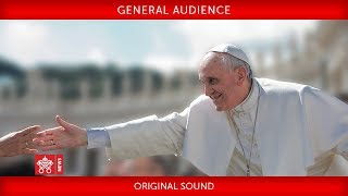 Download Pope Francis - General Audience 2018-08-29 Video