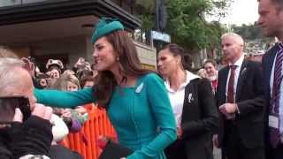 Download Meeting the Duchess of Cambridge in Dunedin, NZ :) Video