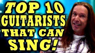 Download TOP 10 GUITARISTS THAT CAN SING! KEN TAMPLIN VOCAL ACADEMY Video