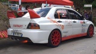 Download Rally Cars Crazy Sounds - Lancer EVO, Impreza, 206 WRC & more... Video