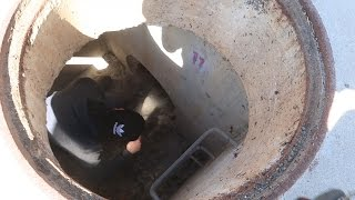Download THERE'S A SECRET TUNNEL AT OUR HOUSE... (SHOULD I EXPLORE?!) Video