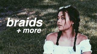 Download HOW I DO MY DUTCH BRAIDS + MORE Video