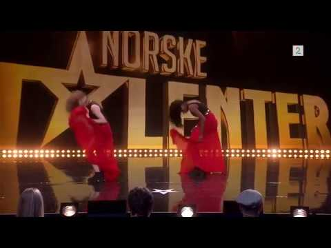 Norway´s Got Talent: Sistar & Girl Generation & B.A.P (Dance Cover by U.See)