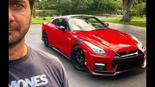 Download Nissan GT-R NISMO 2020 | Detalles en vivo Video