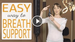 Download easy way to develop great breath support Video