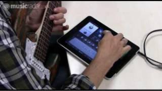 Download IK Multimedia AmpliTube for iPad in action Video
