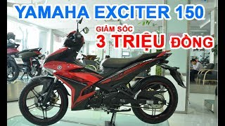 Download Giá Yamaha Exciter 150 giảm sốc tới 3 triệu đồng Video