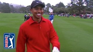 Download Top 10: Tiger Woods Shots on the PGA TOUR Video