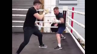 Download POWER!! CARL FRAMPTON ON THE PADS TRAINING CAMP SANTA CRUZ 2 Video