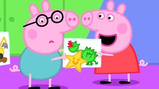 Download Peppa Pig Official Channel | Peppa Pig's Playgroup Star! Video