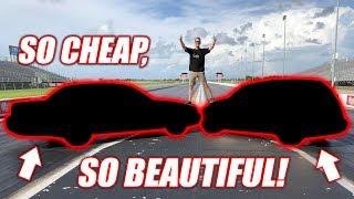 Download Buying Two CHEAP BEATERS For Demolition Drag Racing! Absolute RIPPERS! Video