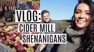 Download VLOG: Cider Mill Shenanigans   Stephanie Ledda Video