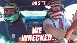 Download I Crashed a Fellow YouTuber's Car... Was Driving for Literally 50 SECONDS! Video
