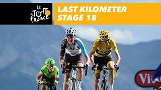 Download Last kilometer - Stage 18 - Tour de France 2017 Video