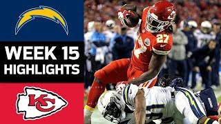 Download Chargers vs. Chiefs | NFL Week 15 Game Highlights Video
