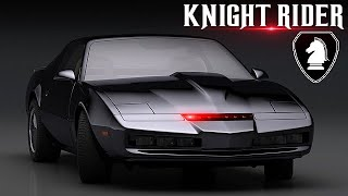 Download Knight Rider KITT Car Replica Most Screen Accurate Build Video
