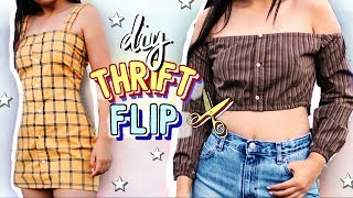 Download THRIFT FLIP | spicy DIY Clothing Transformation (Part 2) | JENerationDIY Video