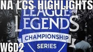 Download NA LCS Highlights ALL GAMES Week 6 Day 2 Full Day Highlights Summer 2018 Video