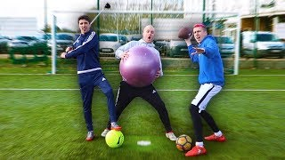 Download ALL SPORTS PENALTY SHOOTOUT VS MINIMINTER & CHIP Video