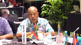 Download Marshall Islands Country Statement, FAO APRC 34, 2018 Video