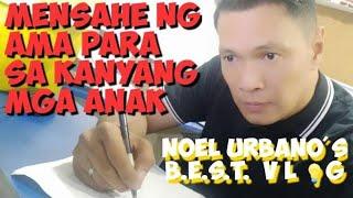 Download Mensahe ng isang Ama sa Kanyang mga Anak (with Father's voice) Newest Version.wmv Video