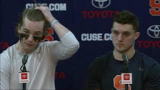 Download John Desko & Players vs Cornell Postgame Video