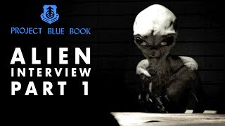 Download Alien Interview | Secrets of Universe Revealed | Project Blue Book Video