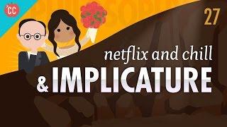 Download Netflix & Chill: Crash Course Philosophy #27 Video