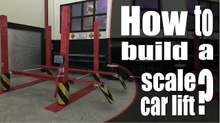 Download Driftalicious - How to build a 1/10 scale car lift Video