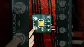 Download Zoom G2NU elektro baglama saz tonlari 05427716390 Tolgahan Video