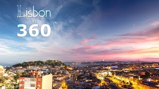 Download Lisbon in 360 Video