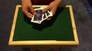 Download Most IMPOSSIBLE Card Trick You Have to See! -The Biddle Trick Video