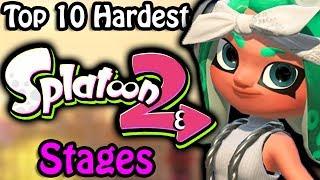 Download Top 10 Hardest Splatoon 2 Levels (Ft. Failboat) Video