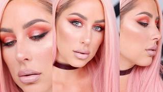 Download Orange Makeup Look- CHRISSPY Video