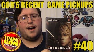 Download Gor's Recent Game Pickups #40 - 6/19/18 ″Eternal Con & PS2 Most Wanted Titles!″ Video