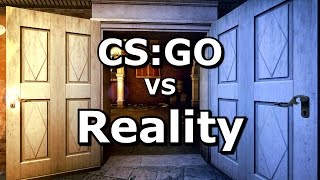 Download CS GO VS Reality Video