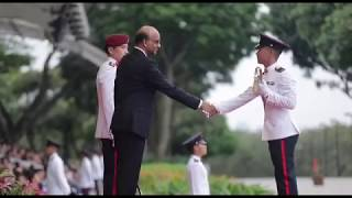 Download Commissioning parade for OCC 109/17 Video