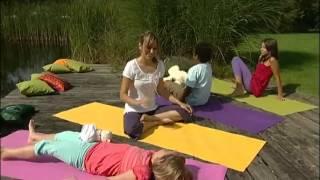 Download Teil 1 || Yoga für Kinder || Kinderyoga mit Tanja Mairhofer || Aufwärmen Video