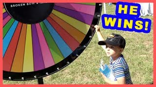 Download WINNING HIS DREAM PRIZE!! Video
