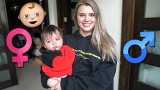 Download Alissa Violet New Daughter / Son? (Gender Reveal) Video
