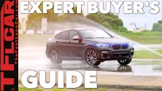 Download Watch This Before You Buy a New 2019 BMW X4: TFL Expert Buyer's Guide Video
