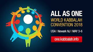 Download Music Playlist for the 2018 World Kabbalah Convention in New Jersey, May 3-6 Video