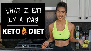 Download WHAT I EAT IN A DAY (KETO DIET + INTERMITTENT FASTING) Video