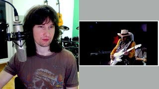 Download British guitarist reaction to Stevie Ray Vaughan's ridiculous playing. Video