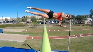 Download GoPro: ″Two Roads″ - Pole Vault with Allison Stokke (Ep. 1) Video