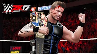 Download WWE UNITED STATES CHAMPIONSHIP MATCH vs RANDY ORTON!! Part 2 (WWE 2K17 My Career - Episode 13) Video