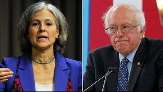 """Download Bernie Sanders supporters """"burned"""" by Democratic Party – Jill Stein Video"""